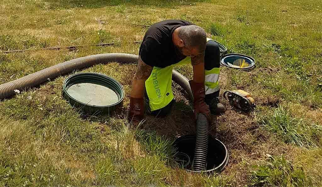Pourquoi faut-il vidanger une fosse septique?