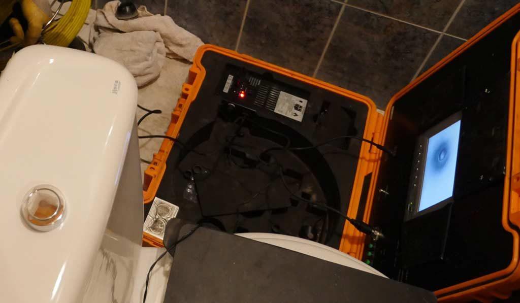 Pourquoi réaliser une inspection télévisée de mes canalisations?